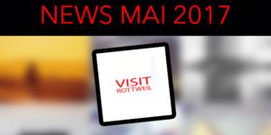 Rottweil News Mai 2017