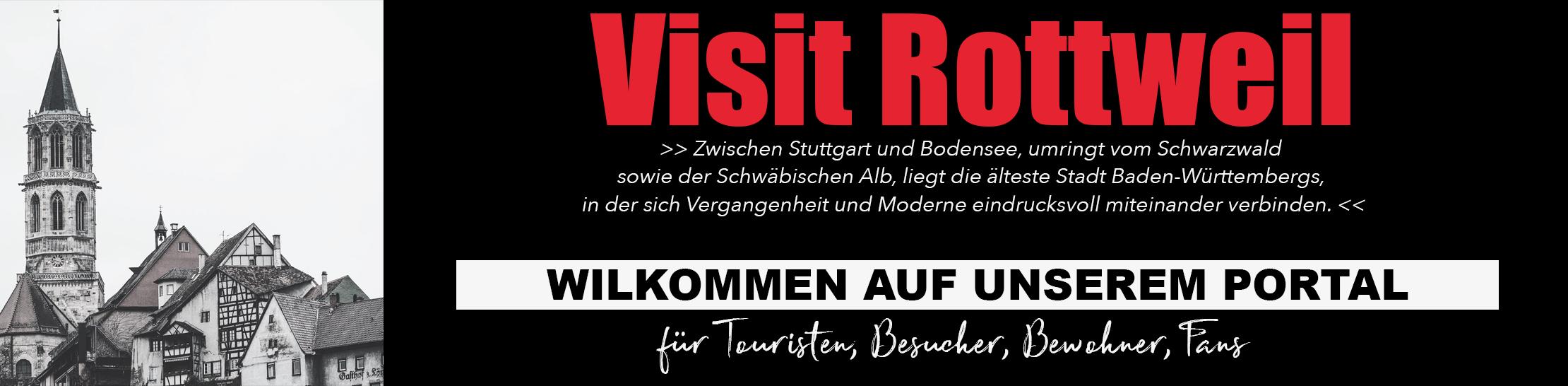 Rottweil Portal Bild
