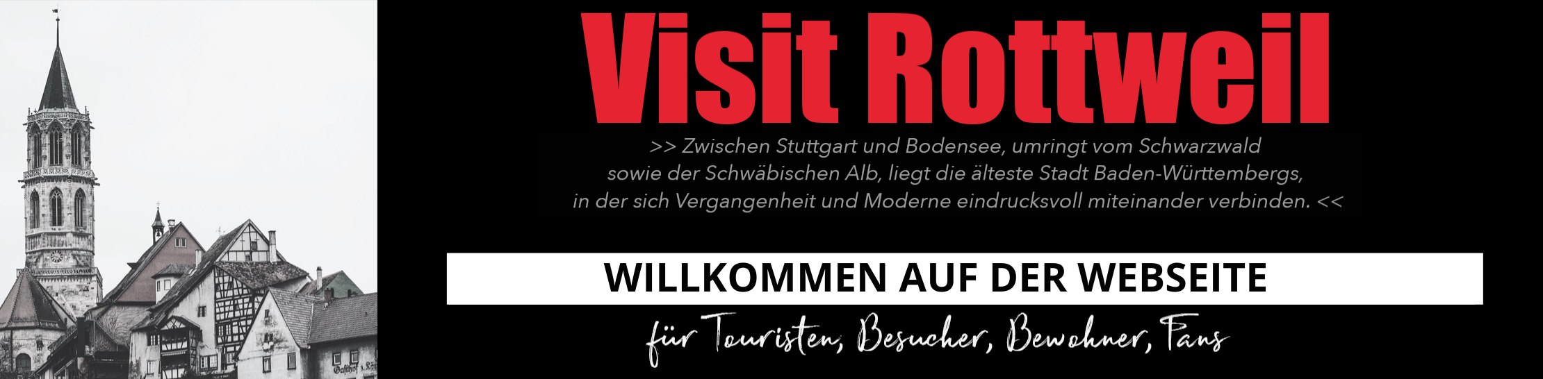 Visit Rottweil